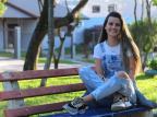 """Olhares da cidade: """"Vejo a juventude acuada aqui em Caxias"""", diz jovem universitária Porthus Junior/Agencia RBS"""