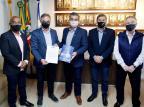 """""""Eu sonho com uma Caxias pujante"""", diz candidato a prefeito na CIC Antonio Chimia Lorenzett/Divulgação"""