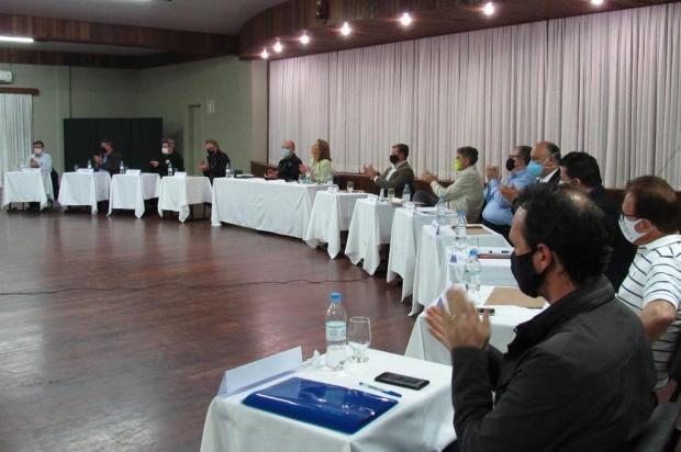 Confira algumas declarações em encontro de candidatos de Caxias do Sul com distritos Eloisa Maria Bonatto/Divulgação