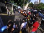 Estudantes preparam serenata para professora em Caxias do Sul Marcelo Casagrande/Agencia RBS