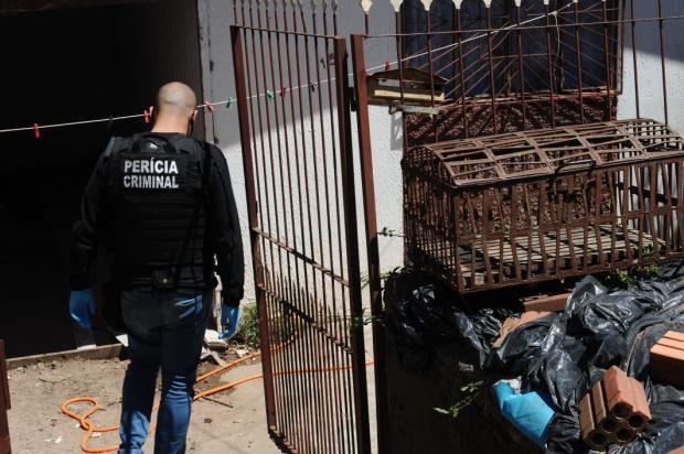 Homem é encontrado morto em pátio de residência em Caxias do Sul Antonio Valiente / Agência RBS/Agência RBS