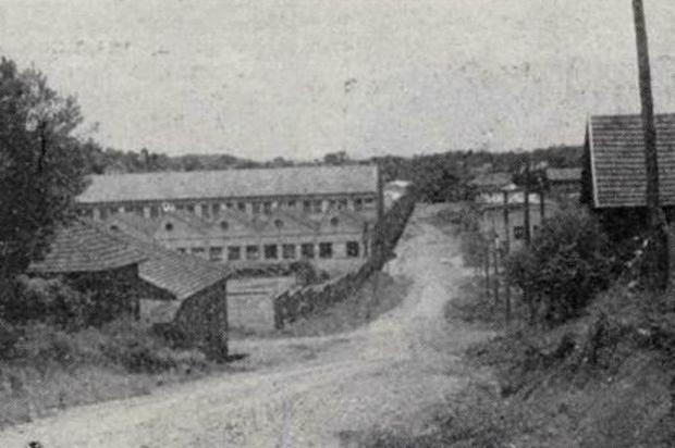 Impressões da Rua Dom José Barea em 1958 Boletim Eberle/reprodução