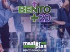 Bento Gonçalves mira seu planejamento em 2040 reprodução/Divulgação