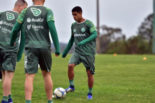 Em novo desafio da base, Juventude estreia no Brasileiro de Aspirantes no Maranhão Gabriel Tadiotto/Juventude,Divulgação