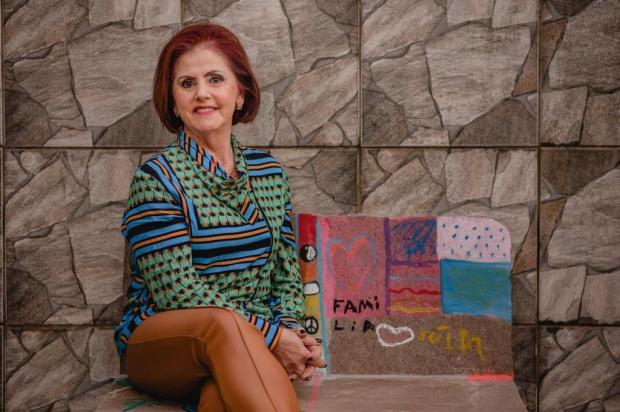 Saudações ao bem viver: Eunelba Machado da Silveira fala sobre paixões e trajetória na vida social caxiense Alex Battistel/Divulgação
