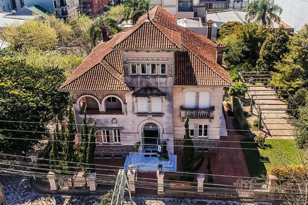 Casa & Cia: veja detalhes da reforma do Palacete Eberle, Patrimônio Histórico de Caxias Thiago Silva/Divulgação
