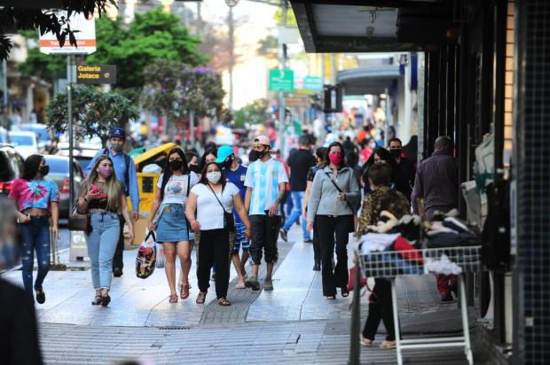 Números demonstram que o pior da pandemia ainda não encerrou em Caxias do Sul Porthus Junior/Agencia RBS