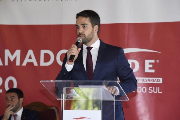 Em Gramado, governador Eduardo Leite projeta retomada econômica em encontro que marca volta de eventos Rafael Cavalli/Divulgação