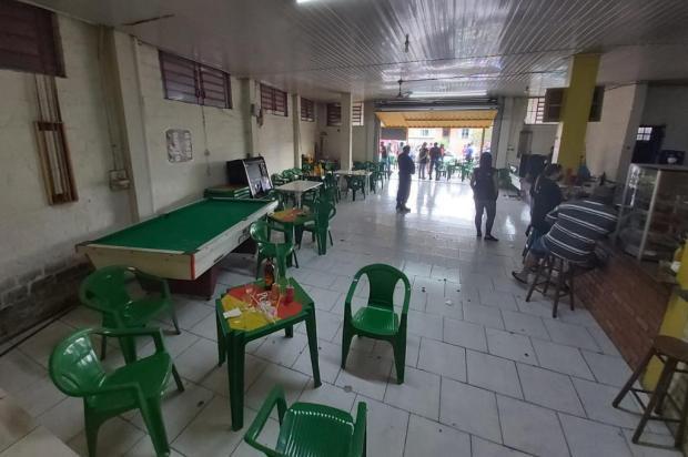 Operação Dispersão: Fiscalização da Prefeitura fecha bar com mais de 100 pessoas na zona norte Fiscalização SMU/Divulgação