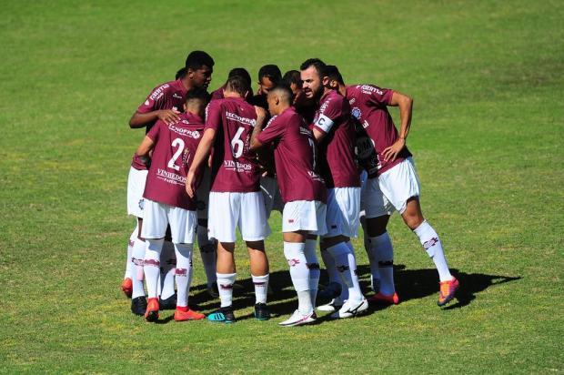 Zagueiro do Caxias é otimista de que má-fase será superada Porthus Junior/Agencia RBS