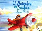 """Jonas Piccoli lança o livro """"O Aviador de Sonhos"""" nesta quinta Arte de Fredy Varela/Divulgação"""