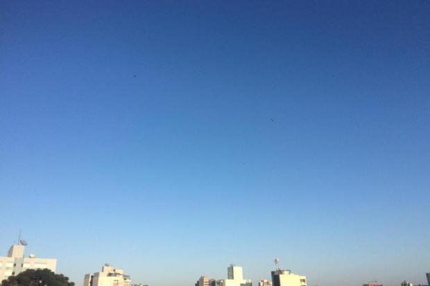 Sol e calor marcam quarta-feira na Serra Flavia Noal/Agência RBS