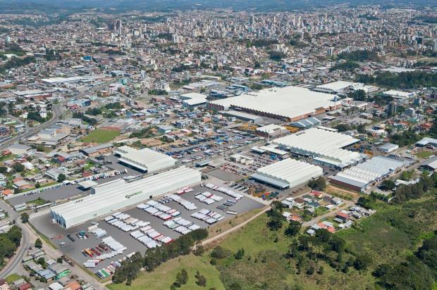 Prédio de mais de 900 metros quadrados sedia hub de inovação da Randon Magrão Scalco/Divulgação