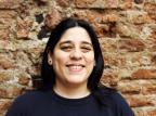 Tatiéli Bueno entrevista neta de Mercedes Sosa Arquivo pessoal/Divulgação