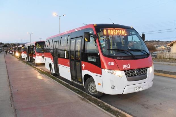 Marcopolo exporta 70 micro-ônibus de turismo para a Patagônia Volare/Divulgação