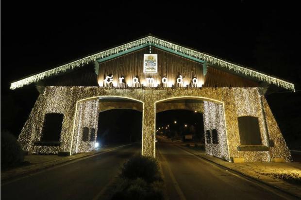 Natal Luz de Gramado começa nesta quinta-feira com atrações adaptadas à pandemia Cleiton Thiele / SerraPress/SerraPress