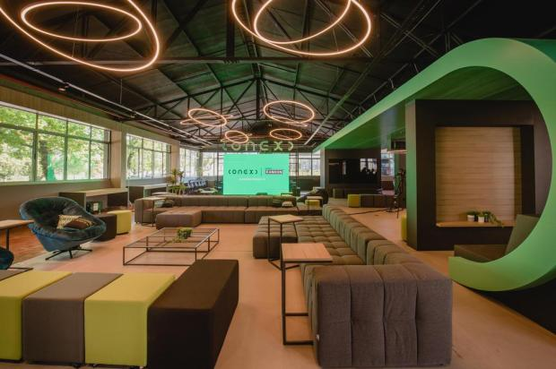 Confira as primeiras conexões do novo espaço de inovação das Empresas Randon Alex Battistel/Divulgação