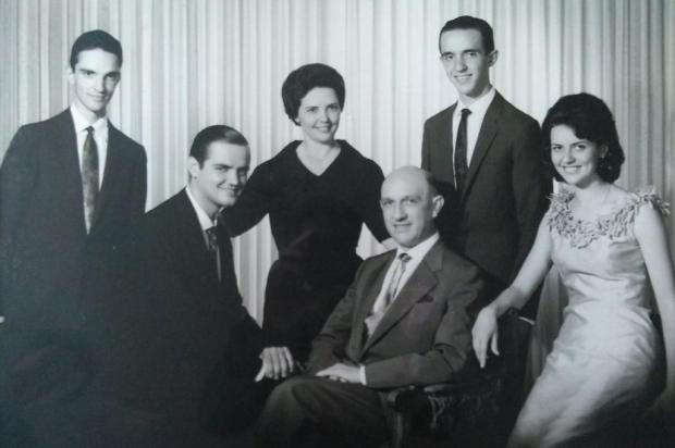 Os 100 anos de dona Clary Lazzarotto Michielon Studio Geremia/Acervo de família,divulgação