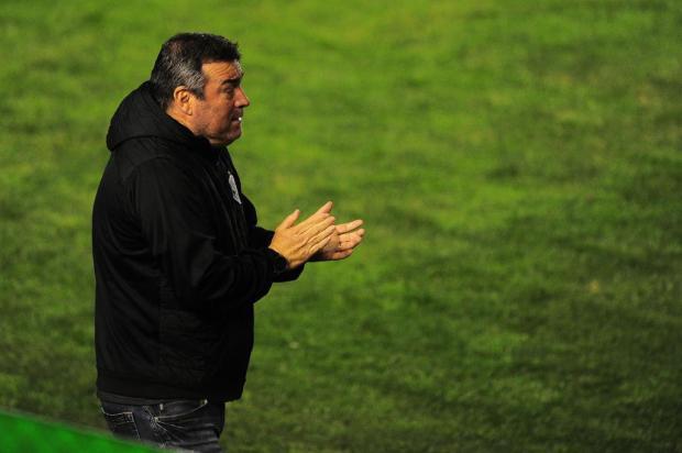 Treinador do Juventude valoriza o esforço da equipe para superar o Avaí Porthus Junior/Agencia RBS