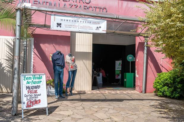 Bazar arrecada verbas para a Associação Criança Feliz, de Caxias Clube do Fotógrafo / Divulgação/Divulgação