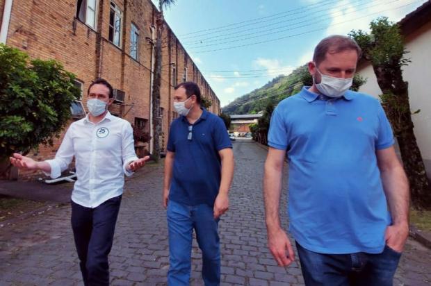 """""""Turismo isolado não avança"""", diz candidato a prefeito de Caxias do Sul Pietro Carlucci/Divulgação"""