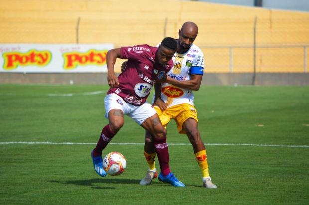 Lacerda celebra consistência do Caxias no empate contra o Novorizontino Maria Paula Laguna/Assessoria Novorizontino