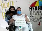 Paciente que recebeu transfusão de plasma recebe alta da UTI após 11 dias em tratamento em Caxias Carlos Augusto Pinto/Divulgação