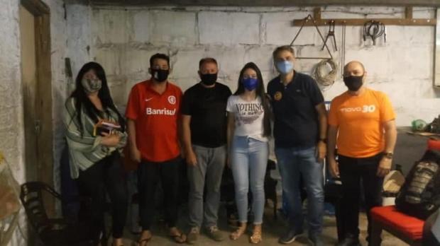 Candidato a prefeito de Caxias fala em governo menos burocrático Gabriela Marcon/Divulgação