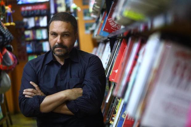 Escritor Paulo Scott é o convidado do Órbita Literária desta segunda Isadora Neumann/Agencia RBS