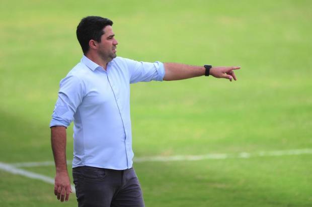 """""""É injustificável"""", diz técnico do Caxias após sofrer empate do Marcílio Dias nos acréscimos Porthus Junior/Agencia RBS"""