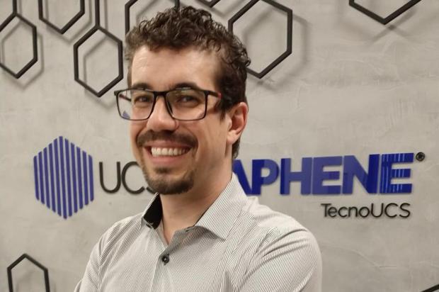 Conheça o professor que coordena a planta de fabricação de grafeno de Caxias do Sul Acervo Pessoal/Divulgação