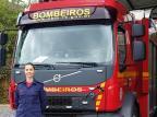 """""""A gente tem que estar se superando"""", diz primeira mulher a assumir comando do Corpo de Bombeiros em Gramado Renato Fisch/Divulgação"""