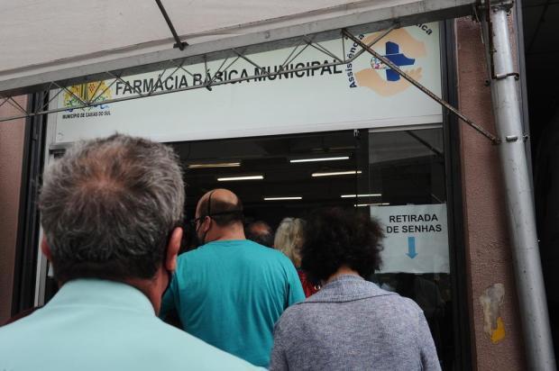 Faltam 33 medicamentos na rede de saúde pública em Caxias do Sul Antonio Valiente/Agencia RBS
