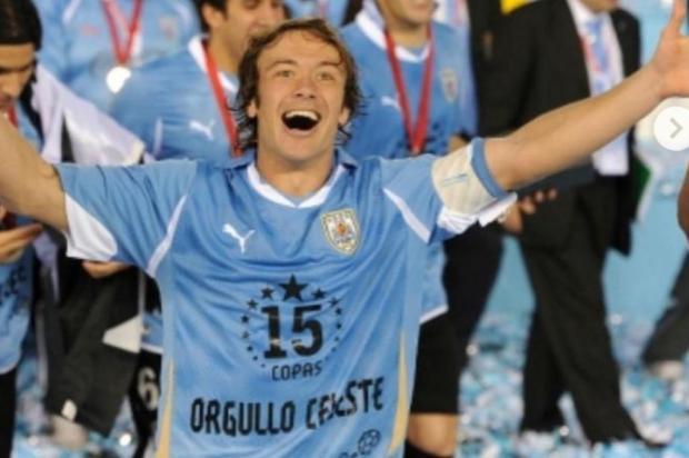 Saiba quem é o ídolo da seleção do Uruguai que está investindo na Serra Instagram Diego Lugano/Reprodução