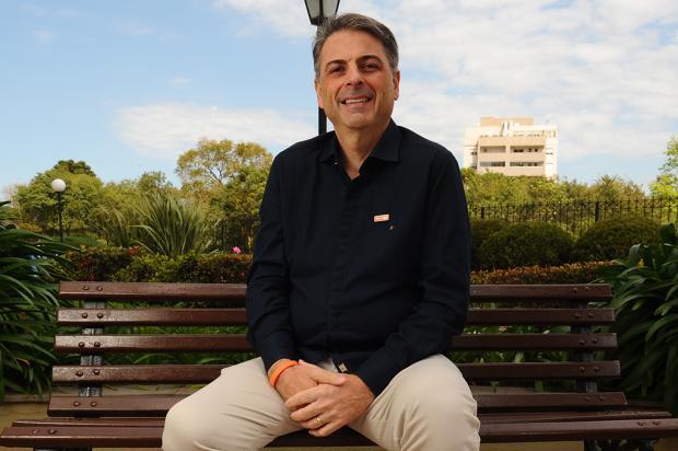 Sociedade: quer saber mais sobre o candidato a prefeito Marcelo Slaviero? Antonio Valiente / Agência RBS/Agência RBS