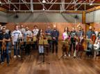 Orquestra de Câmara de Bento realiza concerto nesta quarta Jose Martim Estefanon/Divulgação