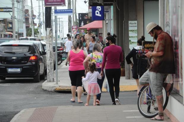 Feriado movimenta comércio e serviços em Arroio do Sal Antonio Valiente/Agencia RBS