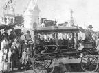Dia de Finados: a chegada do primeiro carro fúnebre em 1908 Arquivo Histórico Municipal João Spadari Adami / Divulgação/Divulgação