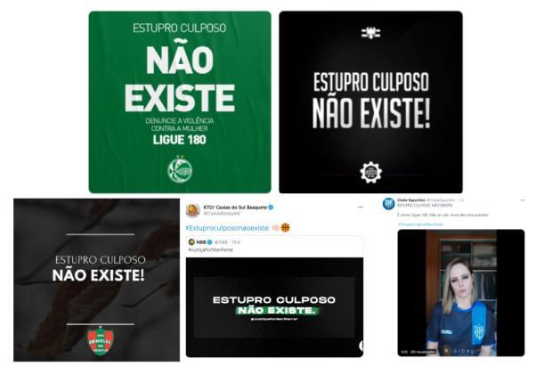"""Clubes da Serra manifestam apoio à blogueira Mari Ferrer em caso do """"estupro culposo"""" Reprodução / Redes Sociais/Redes Sociais"""