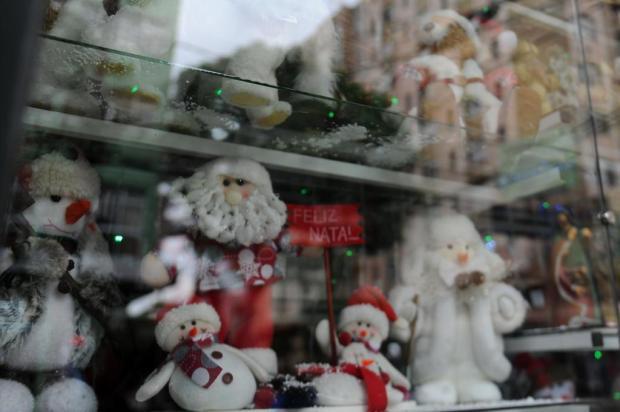 Movimento de Natal ainda é tímido no comércio de Caxias do Sul Marcelo Casagrande/Agencia RBS