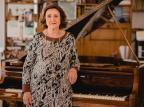 Veja o que promove o eco da voz e o reverberar do piano que pauta os dias de Marly Caberlon Zattera Alex Battistel/Divulgação