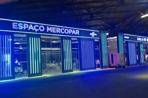 Mercopar abre nesta terça com expectativa de reunir até 10 mil pessoas em três dias de feira Ivana Gehlen/divulgação
