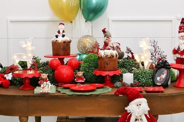 Empresa caxiense cria serviço de aluguel de decoração de Natal Roberta Borge/Divulgação