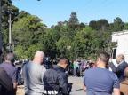 Mobilização de sindicato em empresa de Caxias vira caso de polícia Sindicato dos Metalúrgicos de Caxias/Divulgação