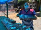 Comerciantes reclamam de prejuízos causados por obras da Rua Marechal Floriano, em Caxias André Fiedler/Agência RBS