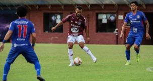 CBF define datas e horários dos jogos do Caxias contra o Mirassol Rodrigo Rossi/SER Caxias/Divulgação