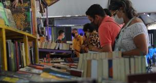 Programação presencial da Feira do Livro de Caxias é cancelada Marcelo Casagrande/Agencia RBS