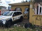 Homem é encontrado morto em escombros de boate na BR-116, em Caxias do Sul Brigada Militar / Divulgação/Divulgação