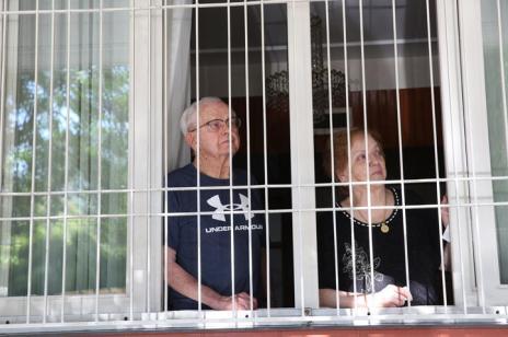 Vacinação contra a covid-19 em idosos: liberdade que desponta no horizonte (Antonio valiente / Agencia RBS/Agencia RBS)