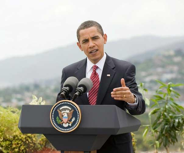 Obama completa cem dias como presidente dos EUA Matthew Cavanaugh, EFE/